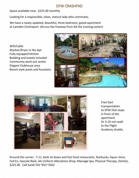 Crashpad Flyer
